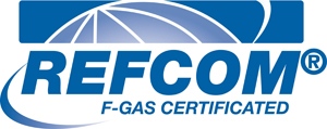REFCOM F-GAS CERTIFICATED